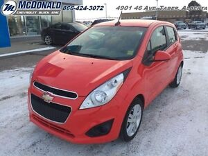 2013 Chevrolet Spark 1LT   CLOTH! FUEL EFFICIENT! BLUETOOTH!