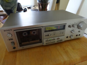 Sony TC-K61/2 Heads Stereo Cassette Tape Deck for sale