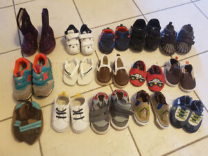 $10 Assorted Children Shoes