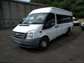 Ford Transit 115 T430 SHR 17 STR RWD