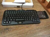 Posturing Ergonomic Keyboard - NEW