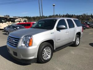 2011 GMC Yukon Hybrid 4HY 3rd row seating