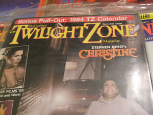 Twilight Zone Magazines Stratford Kitchener Area image 5