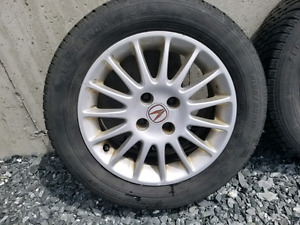 """Mags Acura 1.7 EL, 15"""" 4x100"""