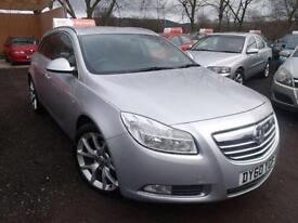 2010 Vauxhall Insignia 2.0 CDTi [160] SRi 5dr 5 door Estate