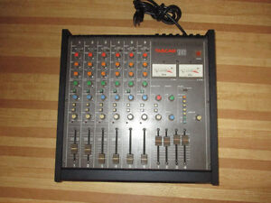 Console Tascam 106