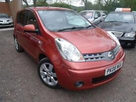 2008 Nissan Note 1.6 Tekna 5dr 5 door MPV