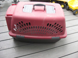 Nice cat or dog carrier