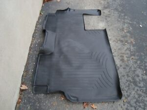 WEATHER TECH REAR MAT F150 CREW CAB 09 TO 14