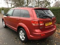 Dodge Journey 2.0 CRD SXT (red) 2010