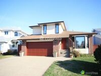 Custom built 2 storey home for sale - move in ready