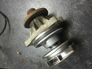 Bmw 328i water pump