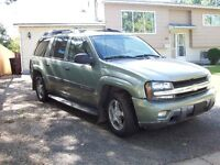 2004 Chevrolet Trailblazer LS EXT SUV, Crossover