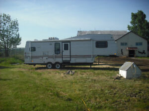 Reduced,,32' Jayco , Fith-wheel  A1  shape, $  4900. Can deliver