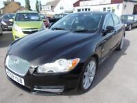 2010 Jaguar XF 3.0 TD V6 Premium Luxury 4dr