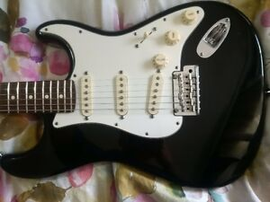 2012 American fender strat trade for a different strat or Martin