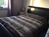 Almost new double bed | need gone ASAP