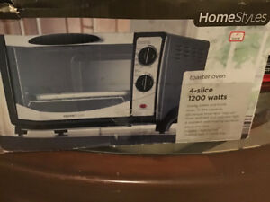 Homestyles toaster oven