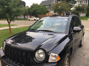 2009 Black Jeep Compass for SALE $3200 AS IS