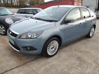 Ford Focus 1.6 ( 100ps ) Titanium 5 DOOR HATCH WITH FULL SERVICE HISTORY