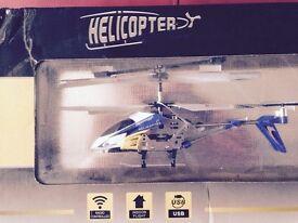 Remote controll helicoper brand new in box