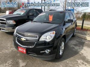 2015 Chevrolet Equinox 2LT  - Certified - Bluetooth