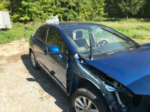 2011 civic parting out