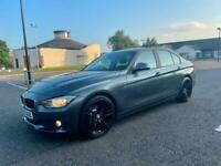 2013 BMW 320D EFFICIENT DYNAMICS 161BHP £20 TAX JUST SERVICED STUNNING CAR!!