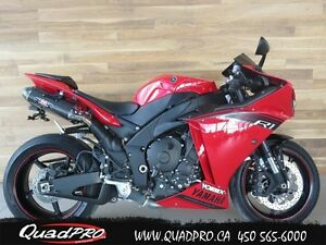 2014 Yamaha R1 RED RAPID EDITION 53,78$/SEMAINE