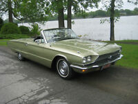 Thunderbird convertible1966