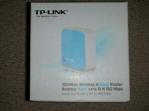 TP-Link Wireless N Router