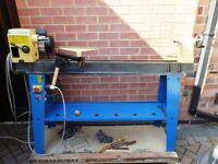 Sheppach DMS 1100 Wood Lathe