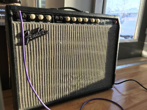 Fender '68 Vibrolux Guitar Amplifier For Sale