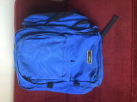 Backpack, Lugger, Like New Condition