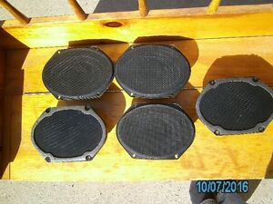 Ford Speakers