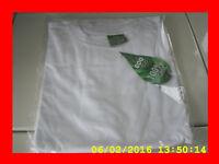 ★ reste lot 1000 tshirt blanc de Qualité neuf 100% organic★