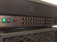 Marshall JVM410 - Pitch Black/Stealth LTD Edition Guitar Amp