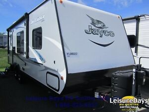 2018 Jayco Jay Feather 22FQSW