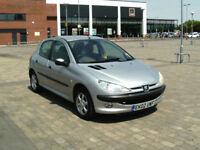 2002 Peugeot 206 1.6 ( dig a/c ) GLX