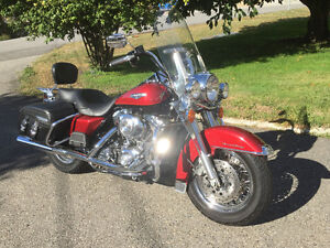 REDUCED 2006 Road King Classic