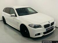 2014 BMW 5 Series 2.0 525D M SPORT TOURING 5d 215 BHP Estate Diesel Automatic