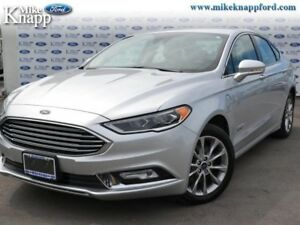 2017 Ford Fusion Energi SE Luxury  - Leather Seats