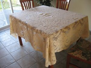 Nappe / tablecloth