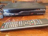 Ultra Viewsat DVB Digital Satellite Receiver VS2000