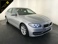 2014 BMW 518D SE DIESEL SALOON 1 OWNER BMW SERVICE HISTORY FINANCE PX WELCOME