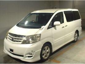image for Toyota Alphard AS PLATINUM SELECTION 2 2.4 Petrol auto MPV 8 SEATER MPV Petrol A