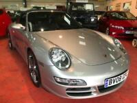2008 Porsche 911 3.8 997 Carrera S Cabriolet 2dr