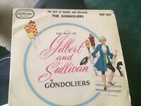 Gilbert and Sullivan 'the best of '7inch single