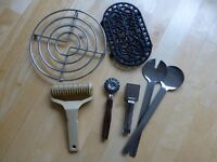 Selection of Kitchen equipment