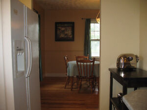 Lovely 2 BR duplex on 1st floor everything included ...